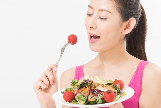 ダイエットでリバウンドしない食事の食べ方